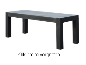 Table Black Large