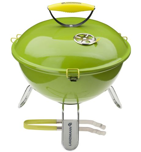Barbecue Piccolino groen