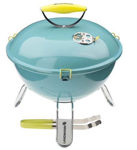Barbecue Piccolino turquoise