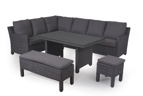 Loungeset Adora Nero Set A