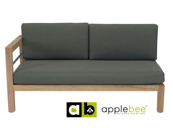 Applebee Loveseat Del Mar rechts