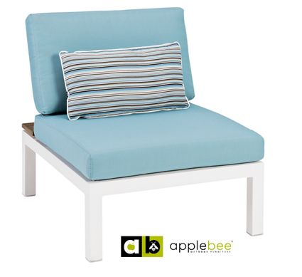 Applebee Pebble Beach center chair