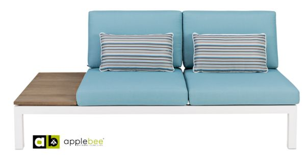 Applebee Pebble Beach Loveseat rechts