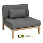 Applebee Center Chair XXL-Factor