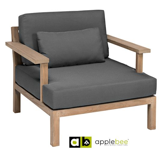 Applebee loungestoel XXL-Factor