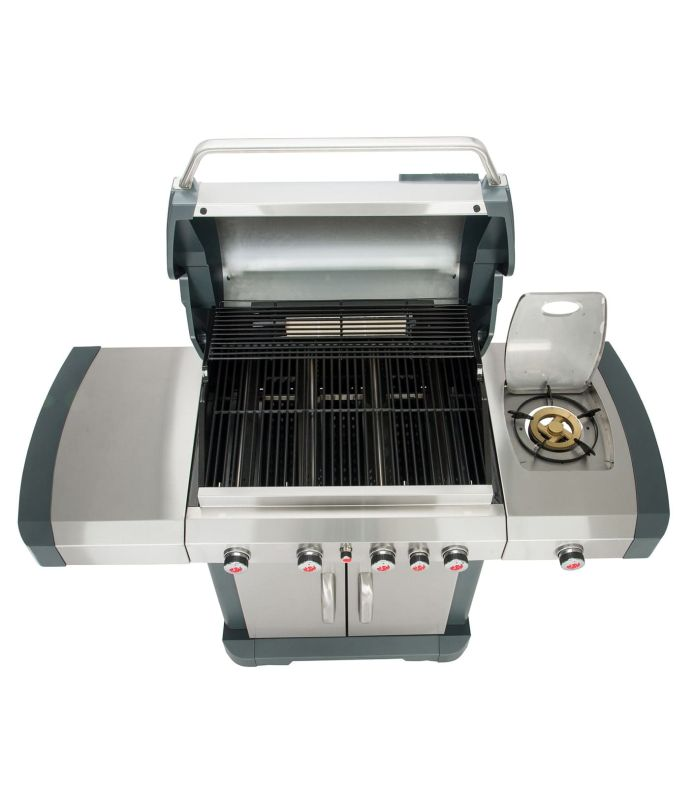 Avalon PTS+ 5.1+ gas barbecue
