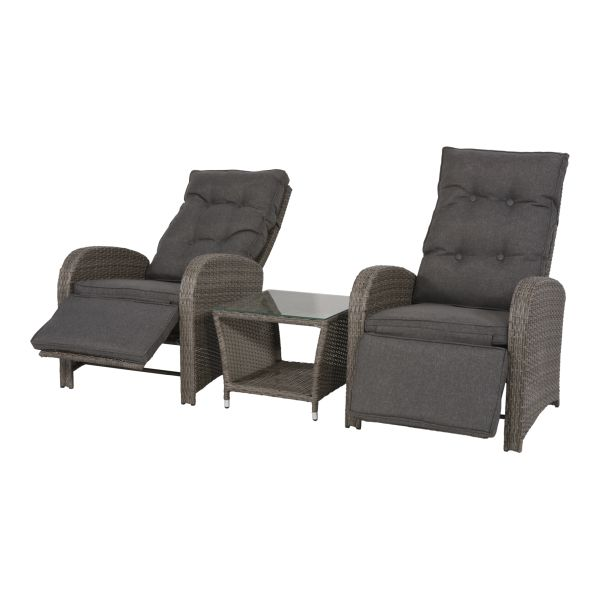 Outdoor Living loungeset duoset Melia