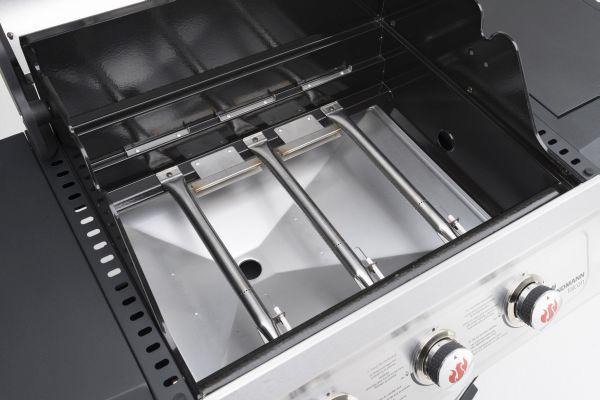 Gasbarbecue Miton PTS 3.1