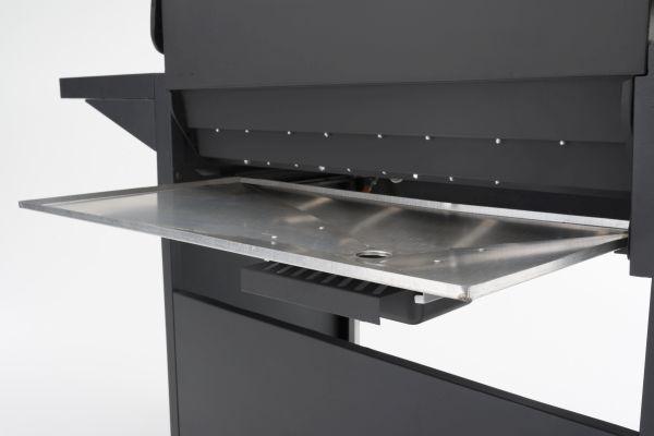 Gasbarbecue Miton PTS 4.1