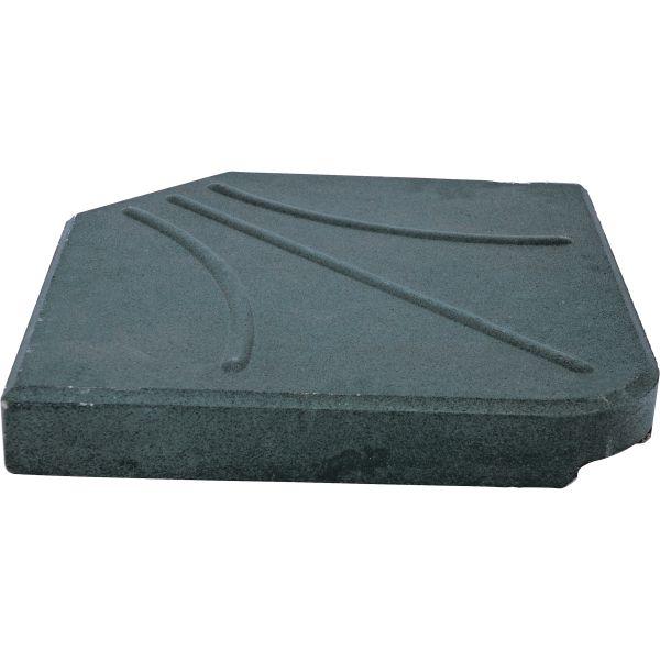 Lesli Living betonplaat kruisvoet 25kg