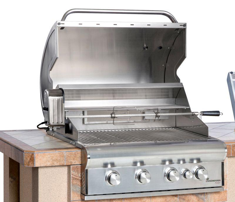 Landmann Ardor PTS+ 5.0+ gasbarbecue unit