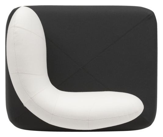 "Lounge Chair ""Chat"""
