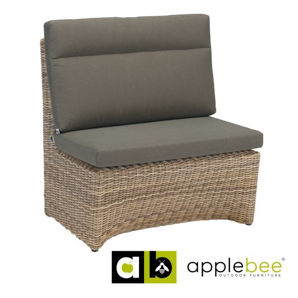 Applebee Esquina center chair