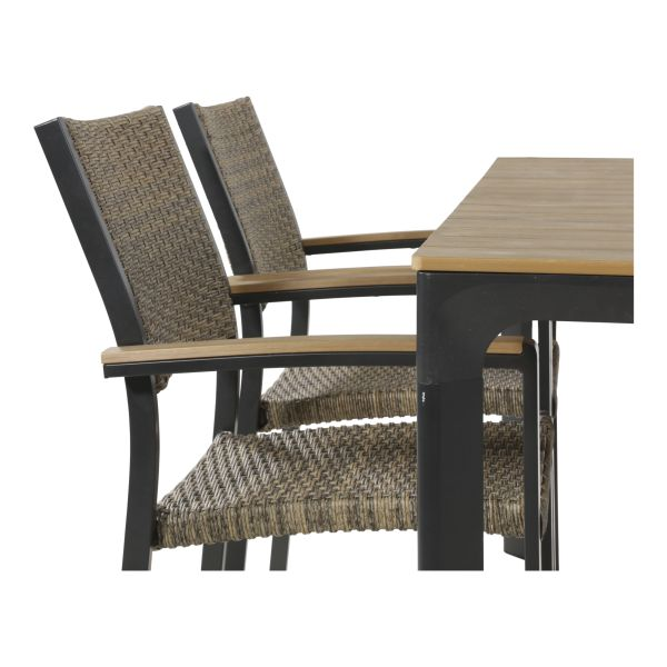 Outdoor Living diningset Arezzo