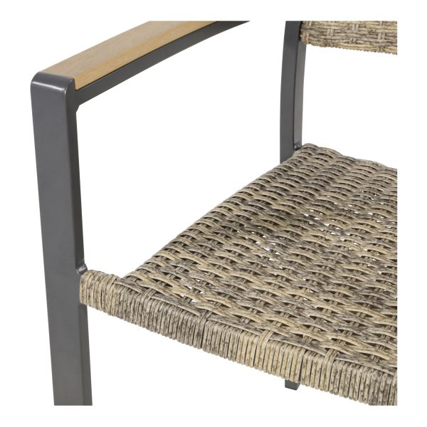 Outdoor Living tuinstoel Arezzo wicker
