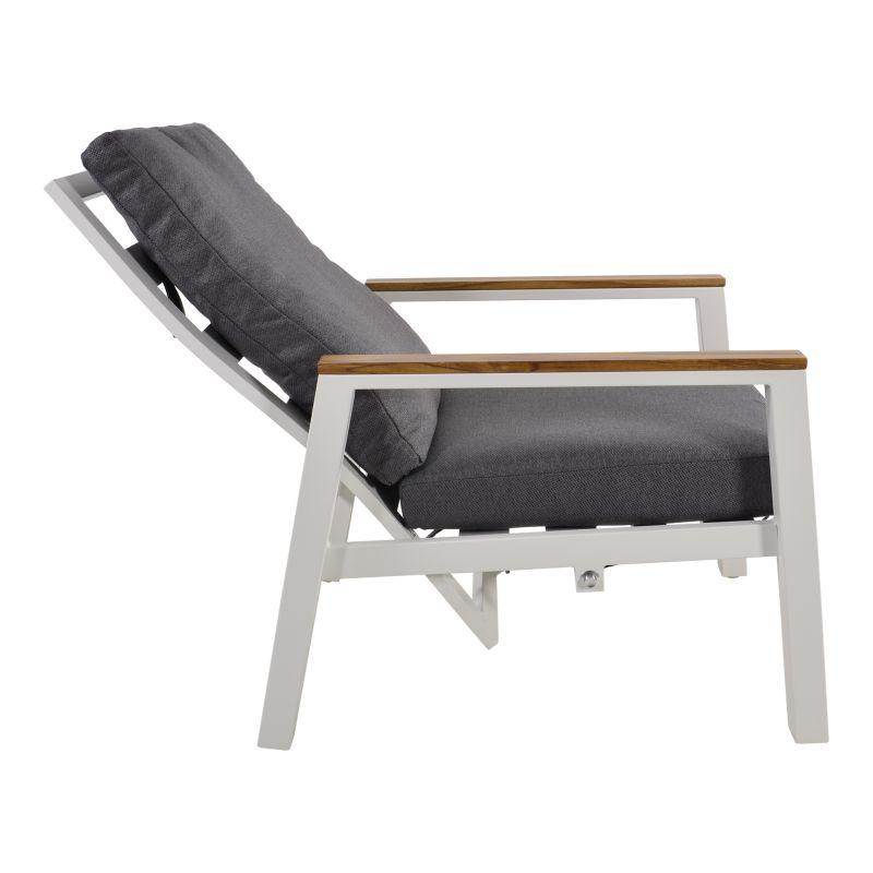 Outdoor Living loungeset duoset Coda white