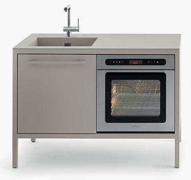 Fantin Frame keuken blok 2-delig met oven