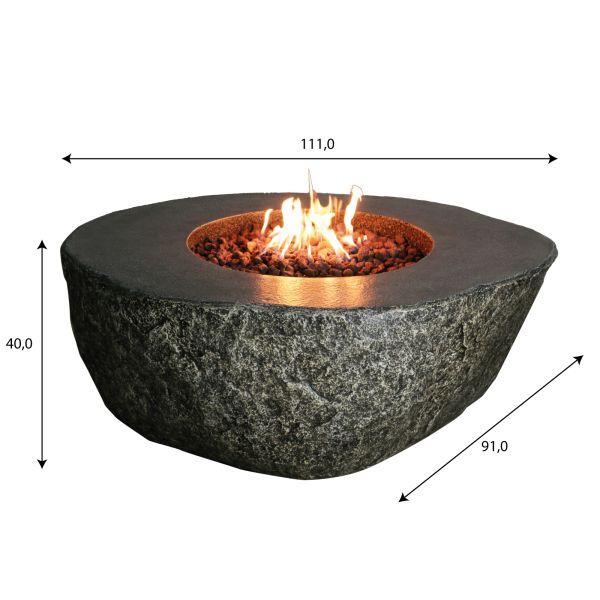 Gashaard Vesuvius - Elementi