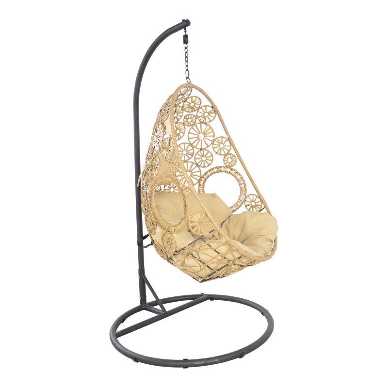 Outdoor Living hangstoel Flower