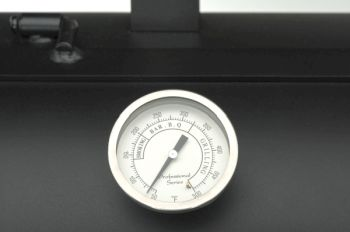 Houtskool barbecue smoker Tenessee 400