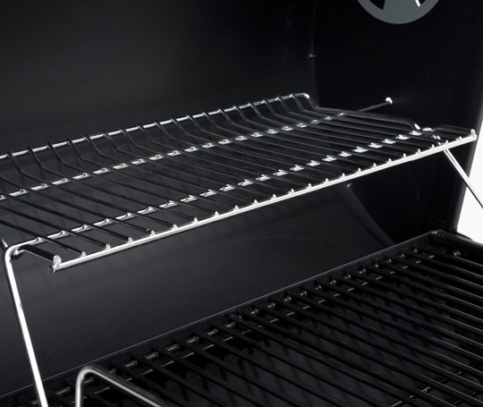 Barbecue Black Taurus 440