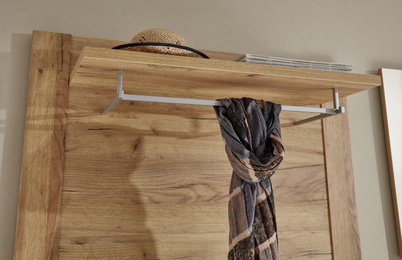 Kapstok garderobe paneel Castera