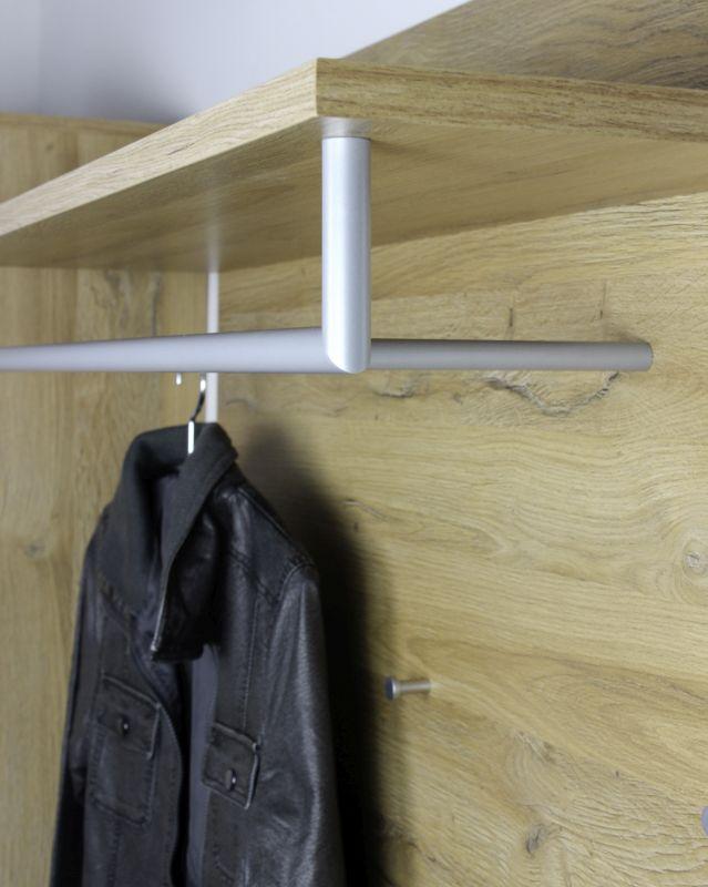 Kapstok garderobe paneel Berlebeck