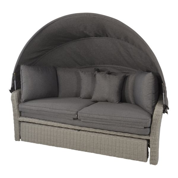 Outdoor Living Zonne-Eiland loungebed