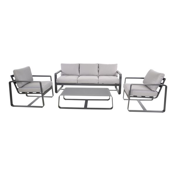 Outdoor Living loungeset Belezza - 4-delig