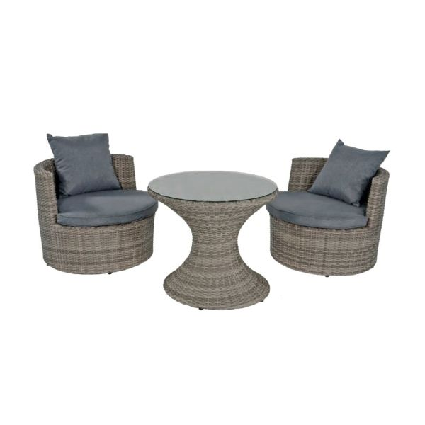 Outdoor Living balkonset Ancona Cloud