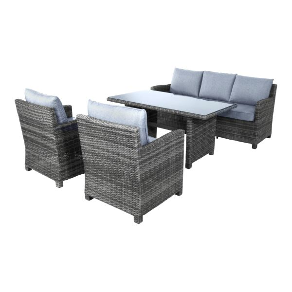Outdoor Living loungeset dining Jive Rock
