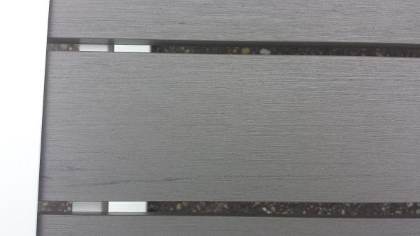 Aluminium hoek loungeset Lisse