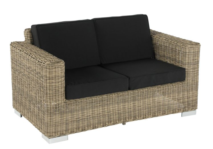SVG Outdoor loungeset Parijs naturel serie III