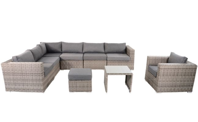 Outdoor Living lounge hoekdeel Perugia