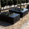Jumbo Seating Black