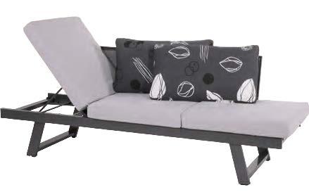 Loungebank Mojito Negro