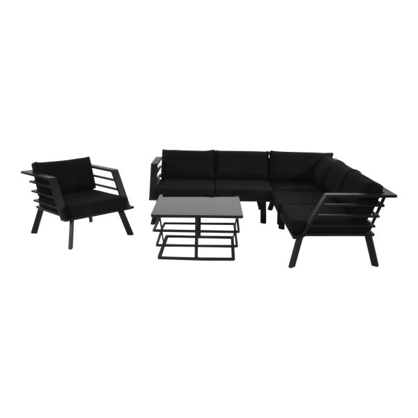 Outdoor Living loungeset Regatta met loungestoel