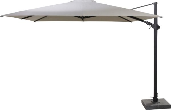 Parasol Siesta Premium 300x300 4 Seasons Outdoor Taupe