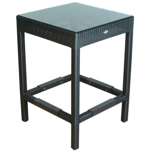 bar tafel Sofia zwart