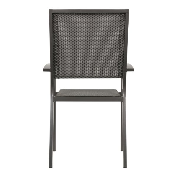 Outdoor Living stapelstoel Mojito Negro