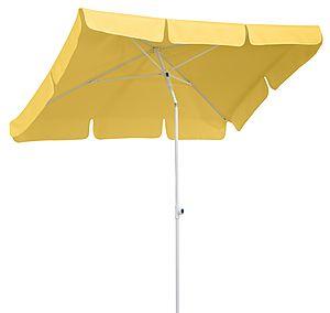 Ibiza stokparasol 180x120 geel