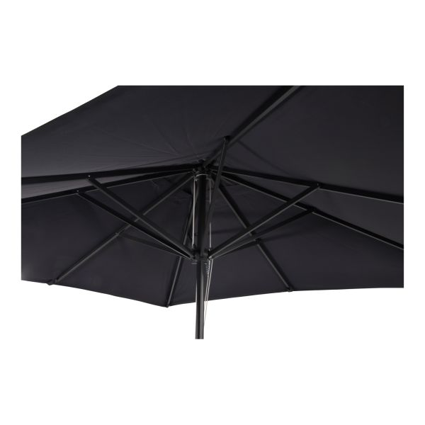 Outdoor Living Virgo stokparasol 300x300 cm - Grijs
