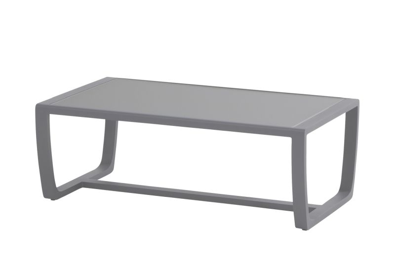 Taste by 4SO koffietafel Mauritius Slate Grey