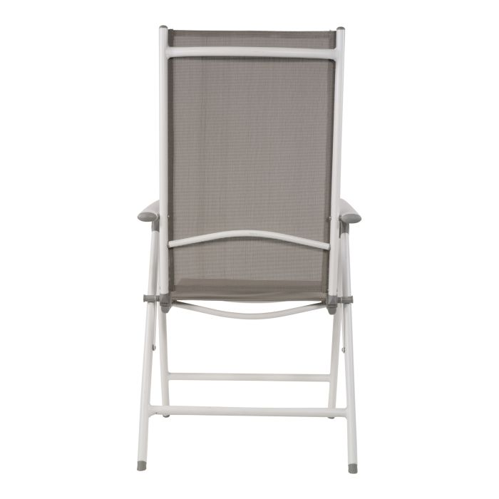 Standenstoel Outdoor living Soleil wit (set van 2)