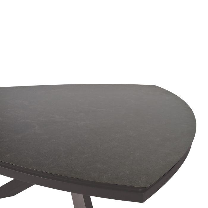 Outdoor Living tafel Mojito Ceramic Pardo Driehoek