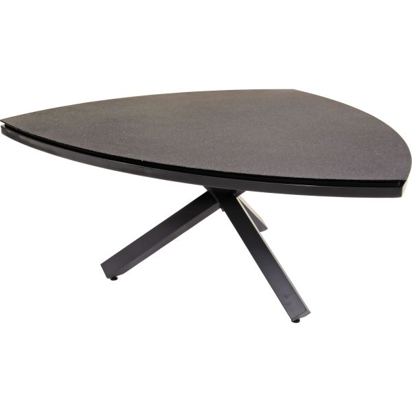 Tuintafel Outdoor Living tafel Mojito Negro driehoek