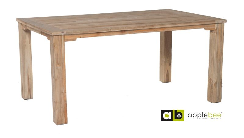 Applebee Oxford Teak Tuintafel